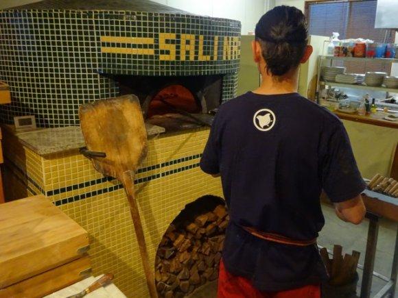 金沢でしか食べられない!旨い塩を活かして作るナポリピッツァ