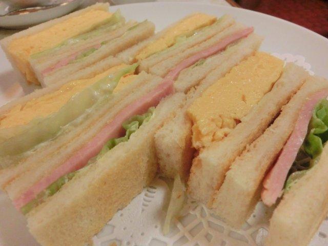 有楽町に来たら必食!先代の味を受け継ぐ名店のサンドイッチ