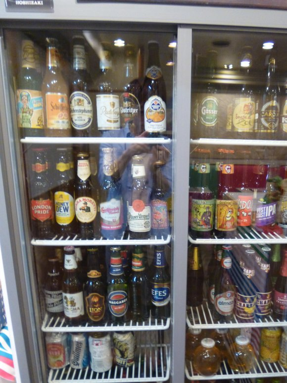 世界各地のビールが70種類以上!世界一周した夫婦が切り盛りするお店