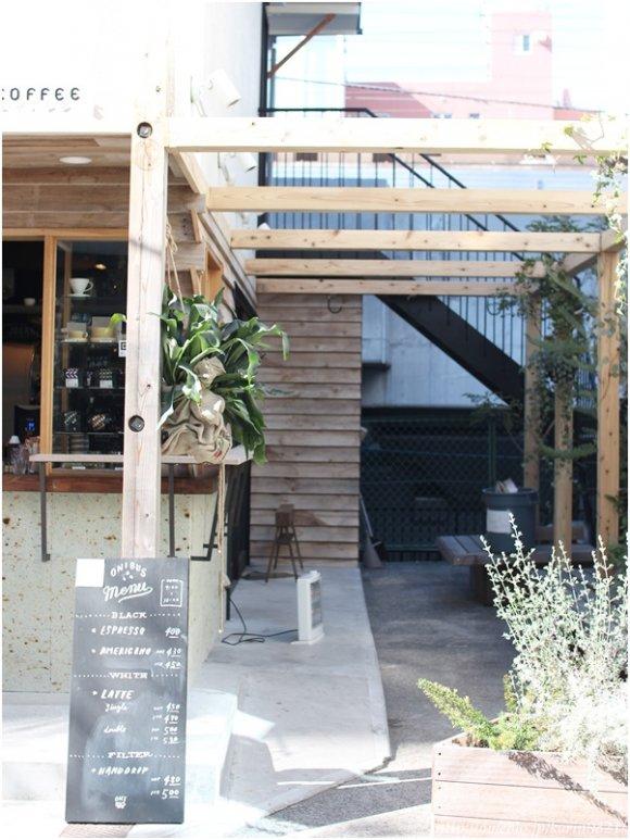 中目黒駅チカ。人気コーヒー店の新店舗は居心地のいい一軒家