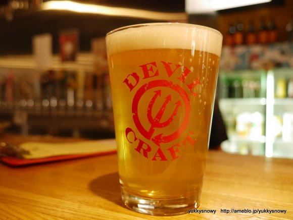 ボリューム満点!話題のシカゴピザとビールを堪能@浜松町