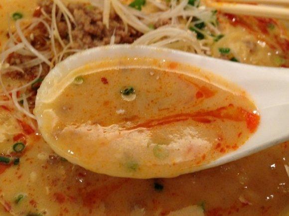 四川料理より辛い!池袋の湖南料理店で味わう激辛タンタンメン