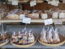 屋根に花壇がある!?自家製天然酵母の扱いが上手なパン屋さん