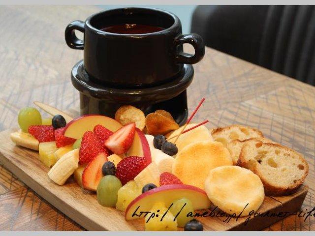 期間限定でチョコレートフォンデュ食べ放題!成城石井プロデュースのお店