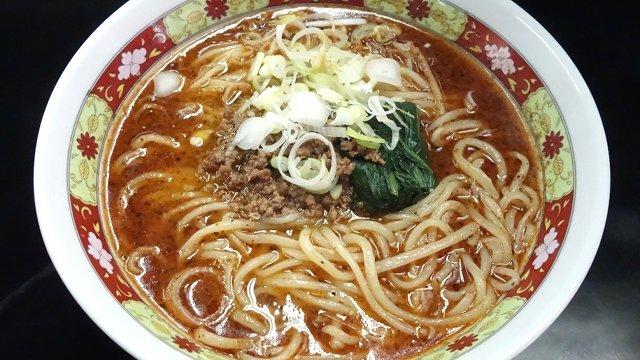 【浅草】中国三大麺「拉麺(ラーミェン)」で作る珠玉の担々麺