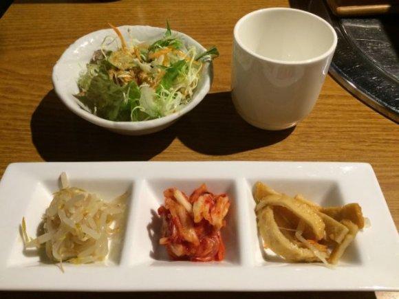 【新宿】ランチは付合せ食べ放題!行列必至の韓国料理「韓感」