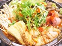 人気ラーメン店のスープで鍋が出来る!ど・みその極上みそ鍋