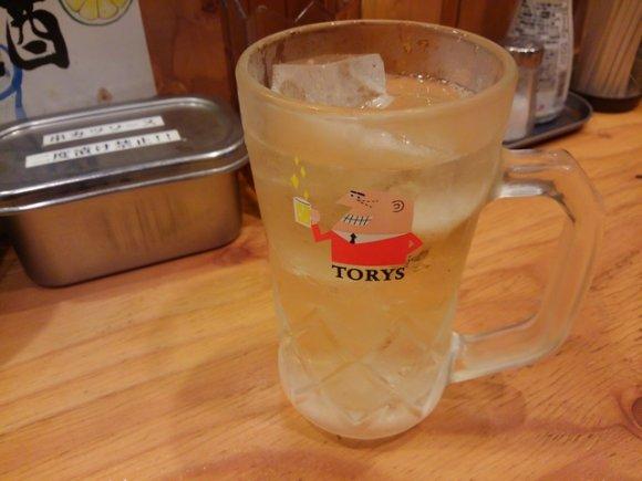 朝10時から飲める!ノンベエの愛するつまみが揃うセンベロ立ち飲み酒場
