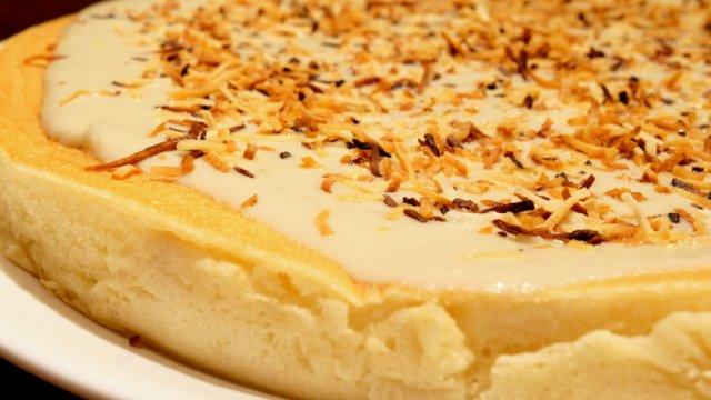 ピザより巨大なパンケーキ!?ハワイでも行列の店が銀座に上陸
