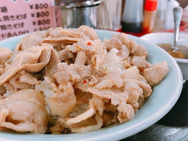 豚の旨みが素晴らしい!炒飯マニアが生涯で一番多く食べている炒飯