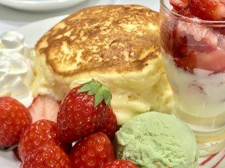 ふわふわにトロトロも!すべて札幌駅近くで楽しめる人気パンケーキ3選