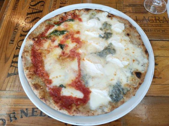ヘルシーで美味!国産小麦100%の自然派ピッツァが魅力の名店