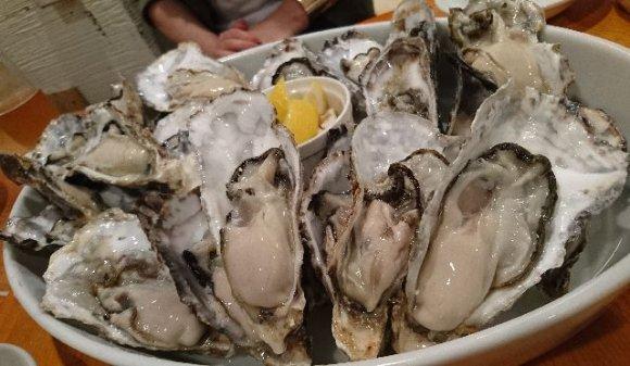 3個で元が取れる!生牡蠣980円食べ放題は5月18日まで!