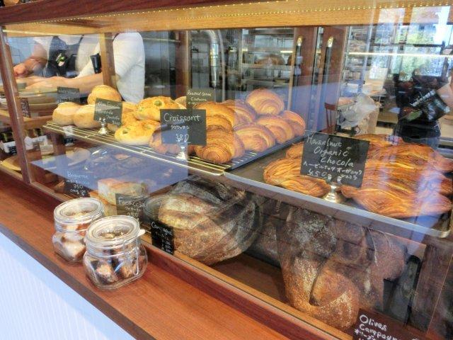 カフェ利用にも!鎌倉で人気のパン屋さんがログロード代官山に