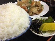 てんこ盛りご飯に美味しいおかず!箸が止まらない大衆食堂のおすすめ料理