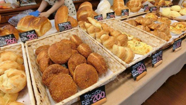 ボリューミーなパンが豊富に揃う!あの名店が手掛ける美味しいパン屋さん