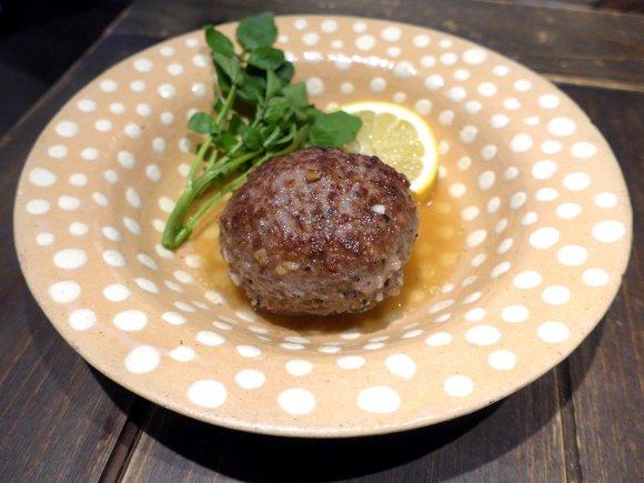 8割が注文するハンバーグは必食!知る人ぞ知る西荻窪の家庭料理居酒屋