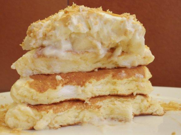 並んででも食べたい!北千住「茶香」のふわっふわで極上のパンケーキ