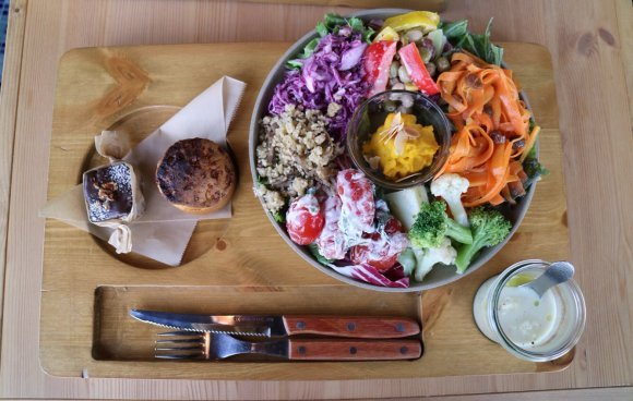 今日のランチは野菜が主役!お洒落で美味しいベジランチ6記事