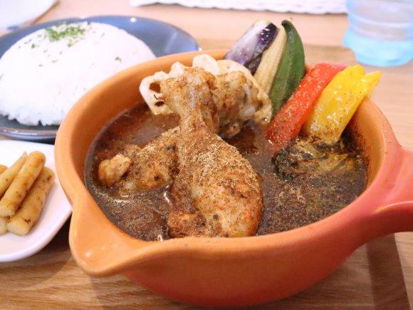 寒い冬はスープカレーで乗りきろう!関西のスープカレーが美味しい店7軒