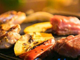 牛稀少部位のBBQも!大阪なんばの屋上テラスで楽しむビアガーデン