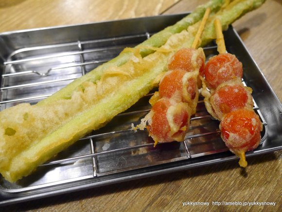 1980円で24種類!「Gachi」の天ぷら食べ放題がガチで凄い