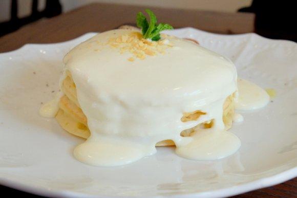 チーズ好き集まれ!都内で食べられる極上チーズパンケーキ5選