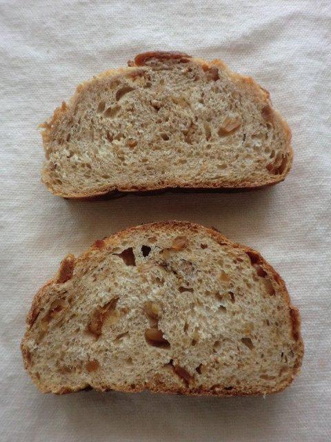 絶景角島ドライブで見つけた自家製酵母使用の隠れ家パン屋さん