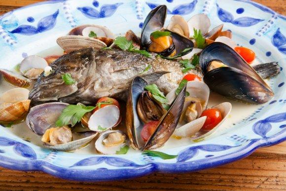 お好みの鮮魚と調理法を選んで堪能!上野駅近で注目の新店イタリアン食堂