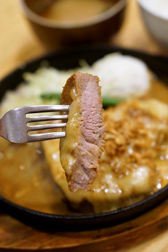 肉の分厚さと存在感がハンパない!柔らかお肉が最高なトンテキ専門店