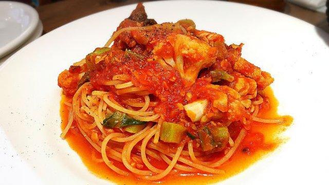 斬新すぎるホッケのパスタも!何を食べても美味しすぎるイタリアンランチ