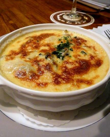 【有楽町】レバンテで名物の牡蠣料理!牡蠣好きは行くべき老舗レストラン