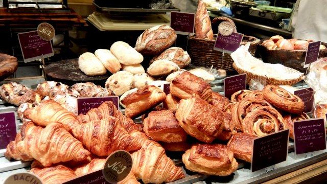 池袋站地下室地下室和千卡站的推荐面包店选择