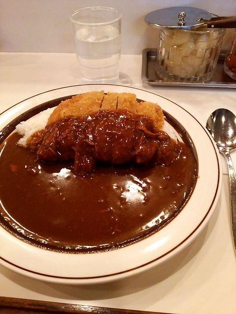 美味しいカツカレーはココ!銀座のグリルスイスなどおすすめ人気店10選