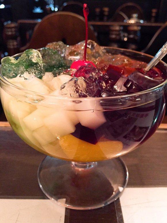 著名人も愛した喫茶店!浅草で味わう歴史あるフルーツポンチ