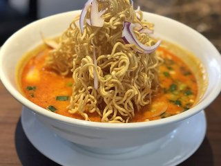 日本人好みの味!どれを食べても美味しすぎる高コスパのタイ料理店