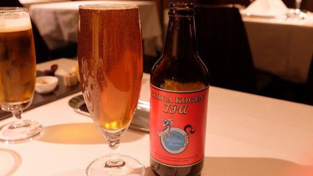 本格イタリアンのコースにクラフトビール!新たな楽しみ方が堪能できる店