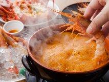生海老食べ比べに海老しゃぶも!海老好きのための海老専門店がオープン!