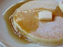 清澄白河の癒し系カフェで、シロップたっぷりの美人パンケーキ