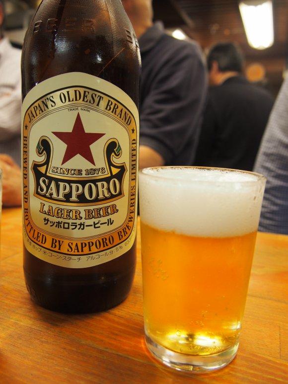 大瓶330円も!大阪駅前第一ビルで立呑みするならこの3軒!