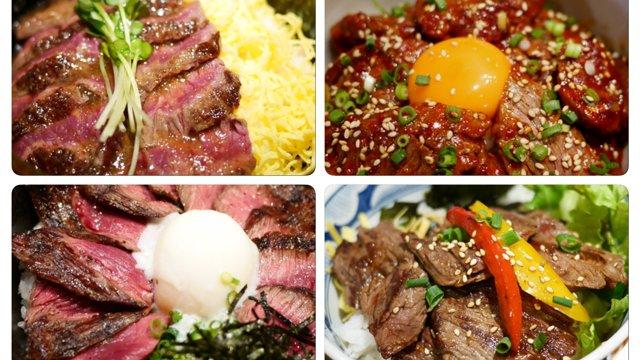 牛サガリ好きには堪らん!福岡で味わえる満足度の高い「牛サガリ丼」4軒