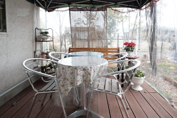 英国式の優雅なひとときを!かわいすぎるイングリッシュガーデンカフェ