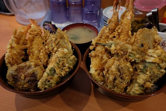 【9/3付】ボリューム満点の天丼に海鮮こぼれ飯!週間人気ランキング