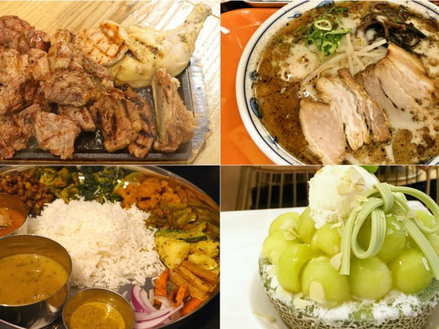 ステーキ食べ放題に韓国かき氷!食通が注目するオープン1年以内の新店