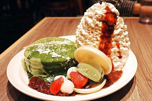 Eggs'n Things京都四条店限定の人気パンケーキが全国で発売