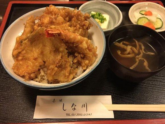この天丼はリピート必至!ご褒美ランチにおすすめの3軒@赤坂
