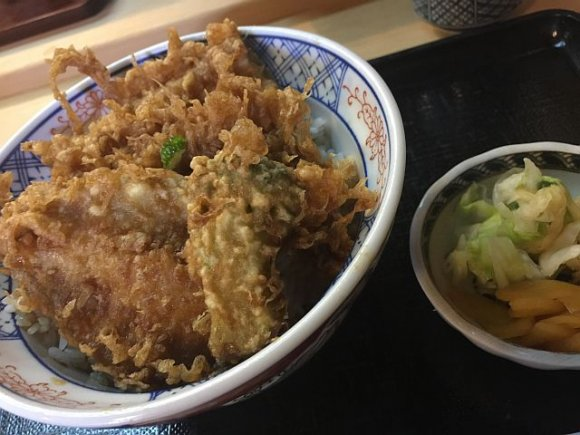 この天丼はリピート必至!ご褒美ランチにおすすめの3軒@赤坂