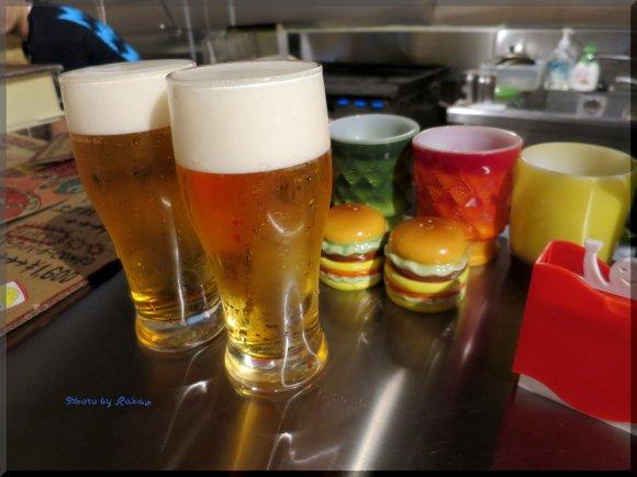 【川口】東領家に美味いハンバーガーが頂けるパークがOpen