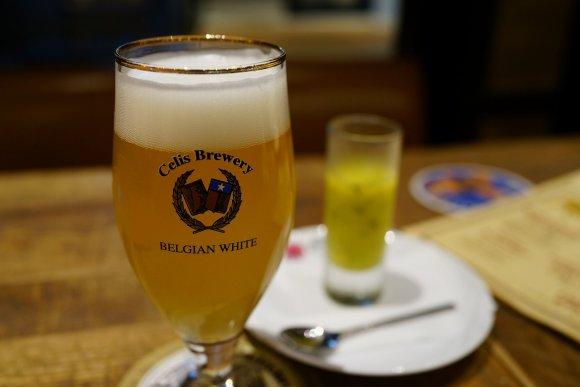 熟成肉と相性抜群!銀座でベルギービールを飲むなら一押しの店