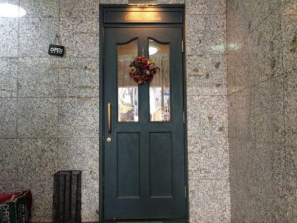 女性シェフの本格フレンチランチ!西新宿の隠れ家「コロリス」